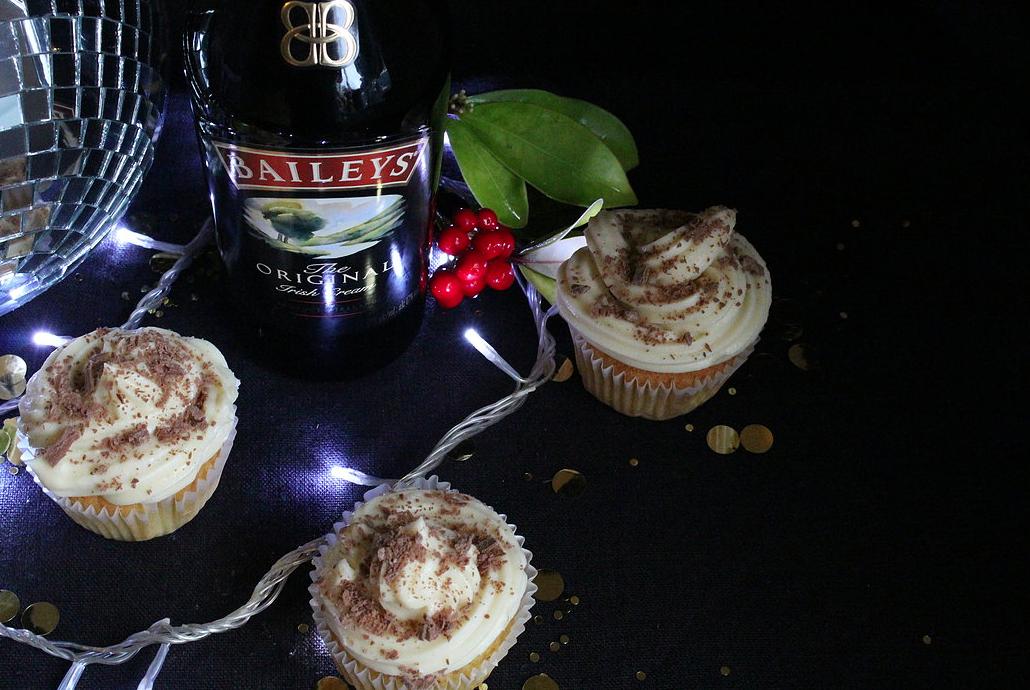 Bailey's Cupcakes by Beachhutcook