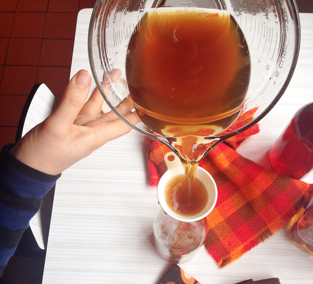 Coffee and Orange Liqueur