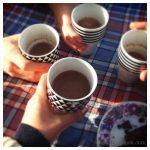 Woodland Picnic with Beachhutcook and Turkish Hot Chocolate