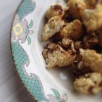 Beachhutcook's Cumin Spiced Cauliflower Florets