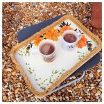 Beachhutcook's Orange and Geranium Hot Chocolate