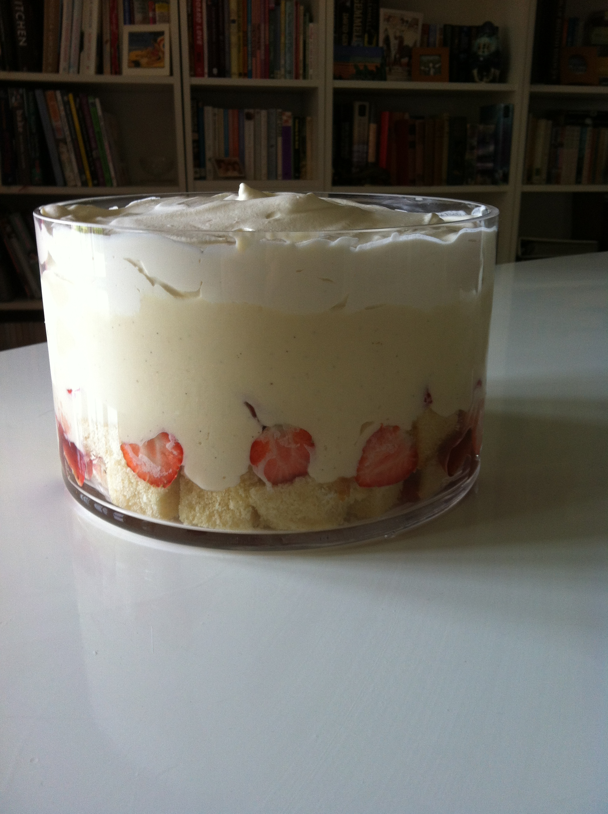 Father's Day and a Sit Down Trifle by Beachhutcook