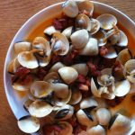 Beachhutcook's Spanish Seaside Supper with Clams