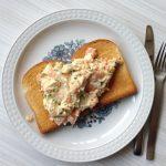 Beachhutcook's Smoked Salmon and Chive Scrambled Eggs