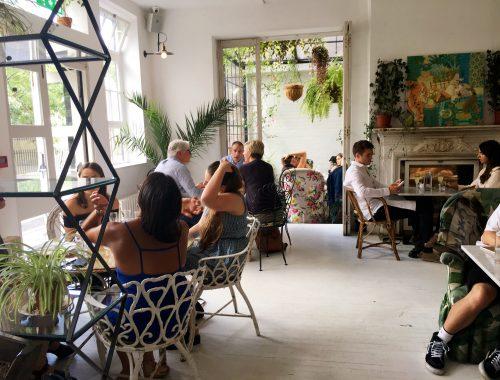 Beachhutcook's review of Bourne & Holingsworth Buildings London