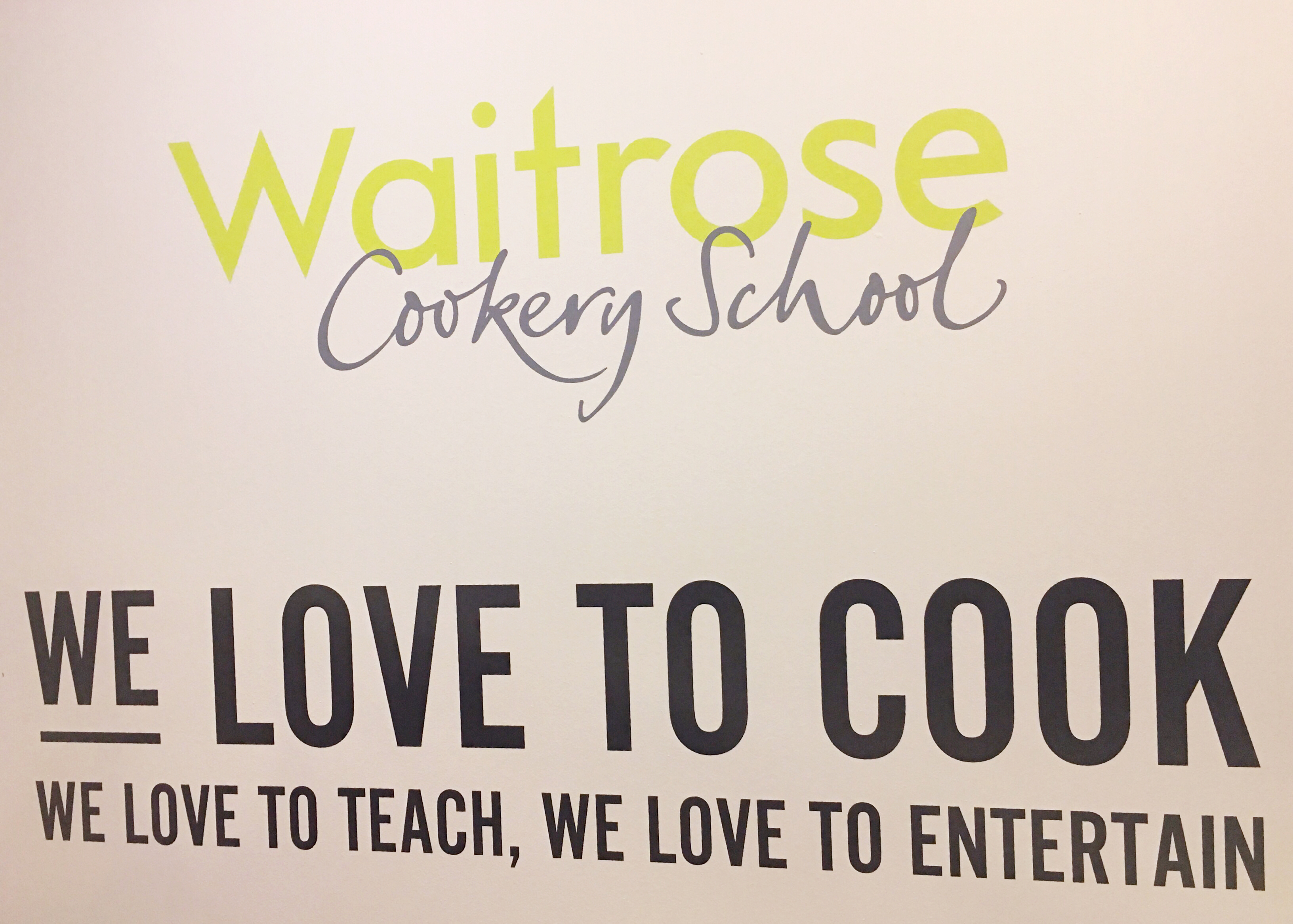 Beachhutcook at Waitrose Cookery School