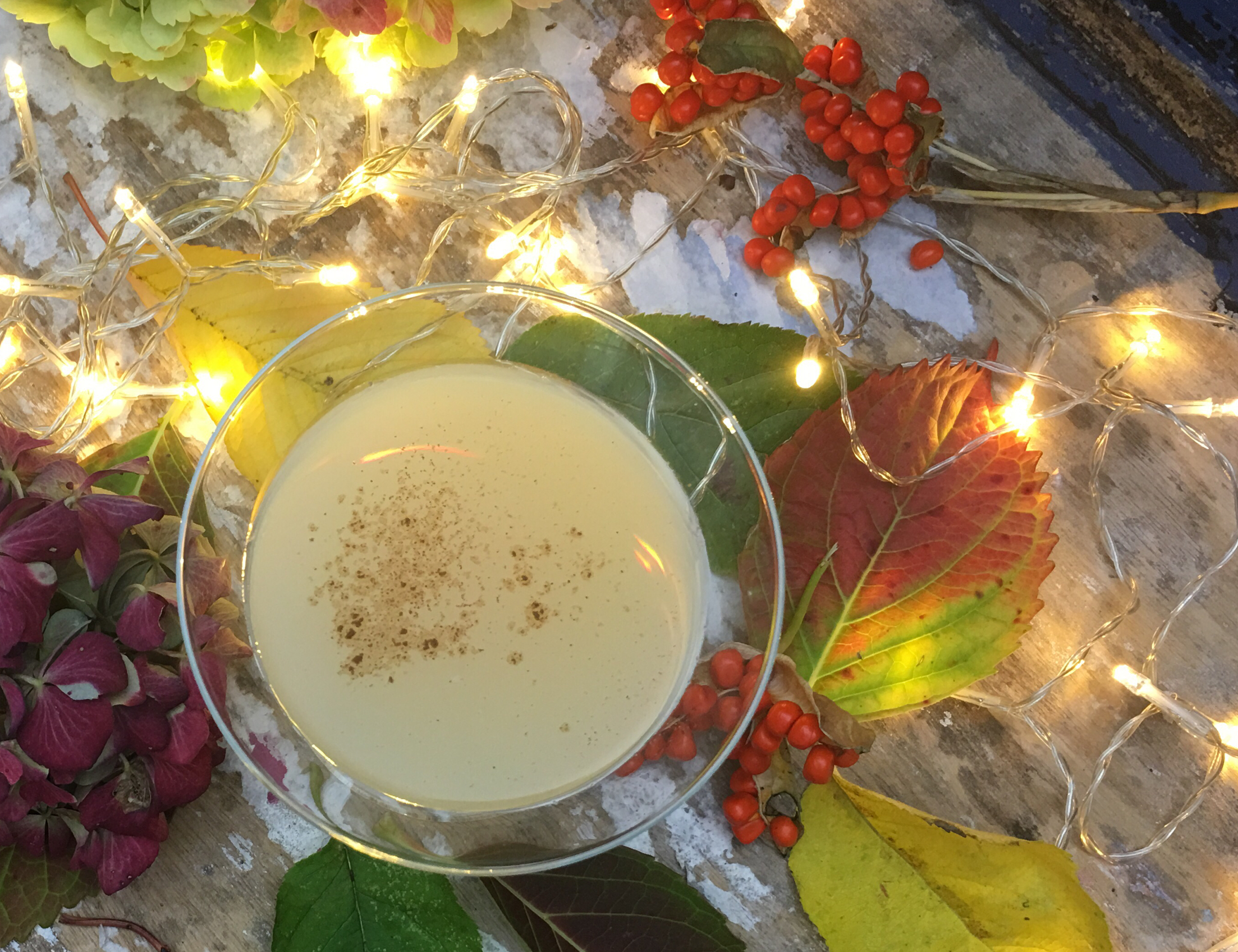 Beachhutcook's version of Waitrose Cookery Schools Apple Pie Martini