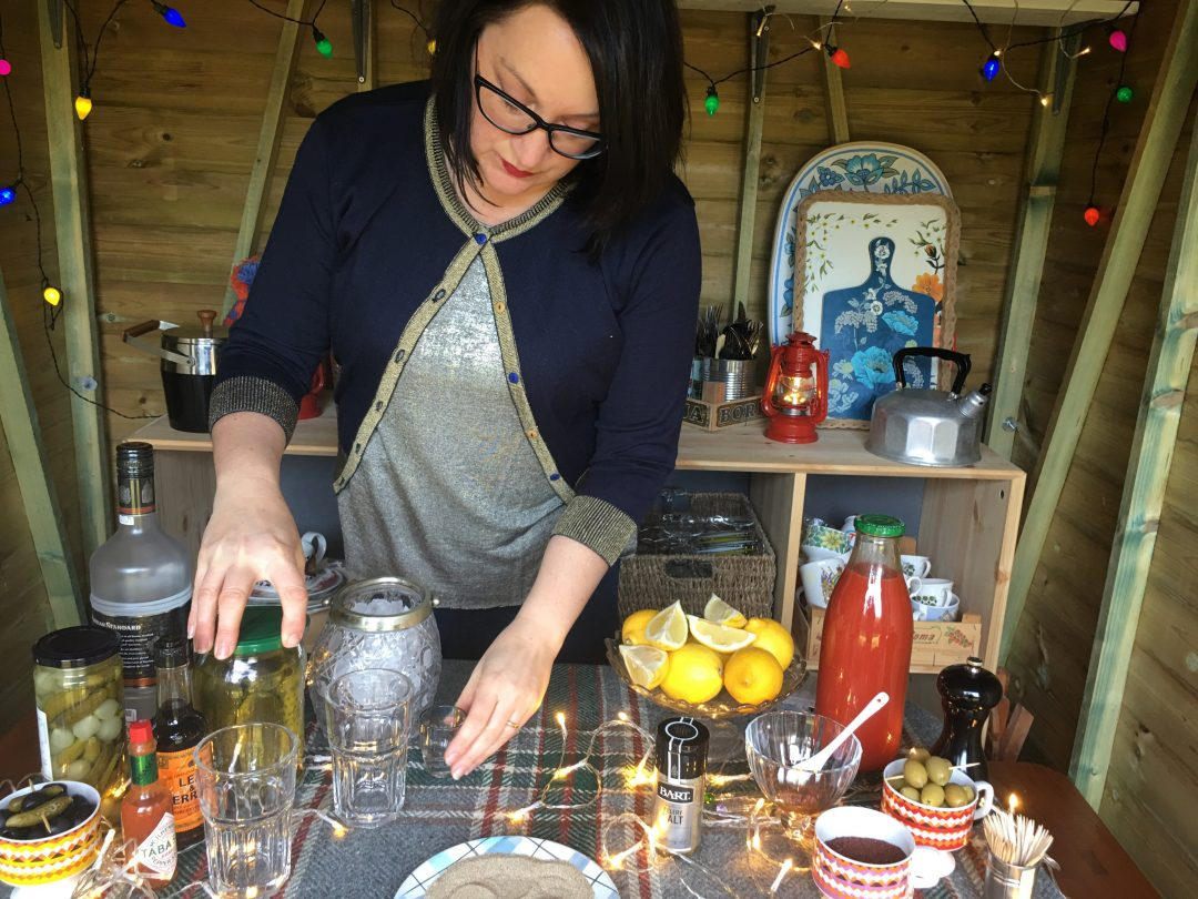 Bloody Mary Beach Hut Cook