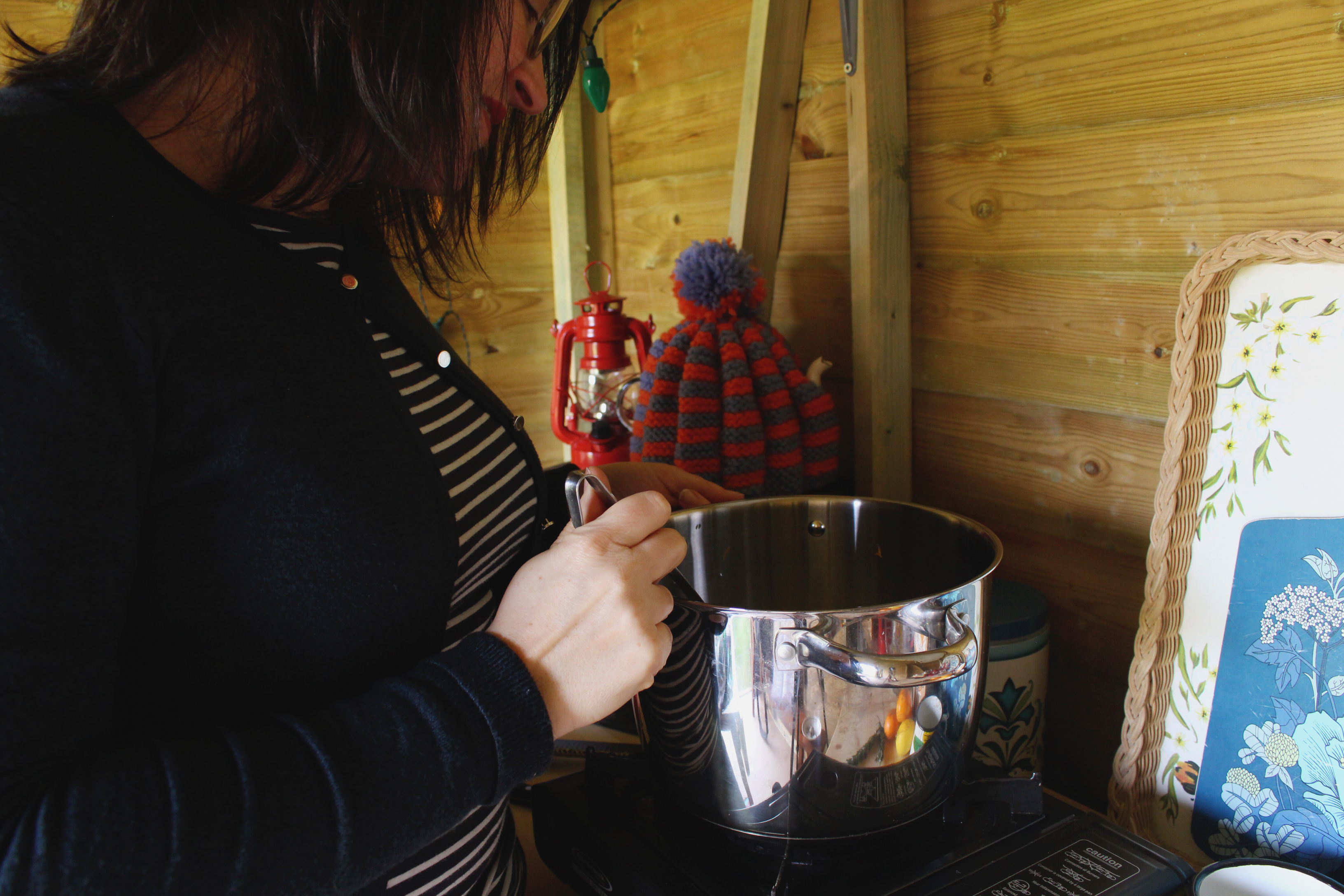 Mulled White Wine by Beach Hut Cook