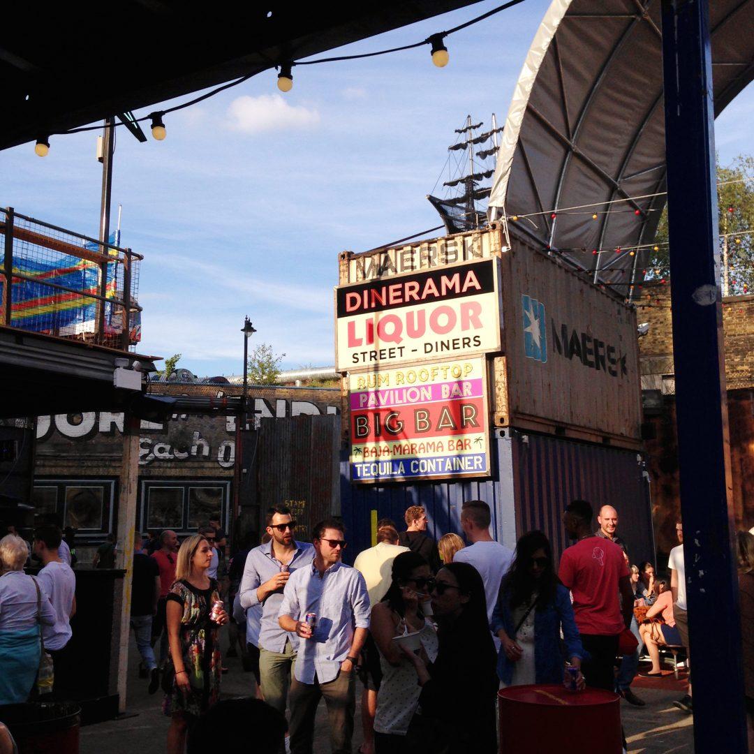 Beachhutcook's review of Dinerama London Street Food