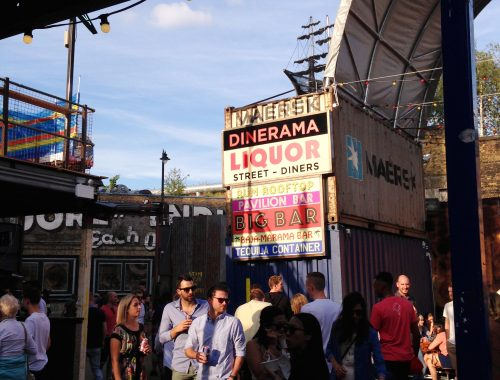 Beachhutcook's review of Dinerama London Street Food