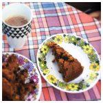 Buttermilk Fruit Cake. Woodland Picnic with Beachhutcook