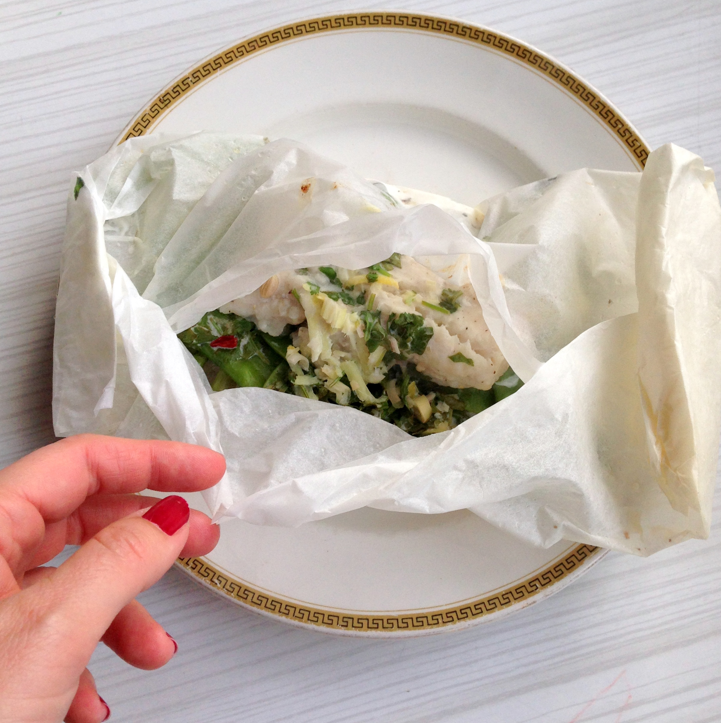 Beachhutcook's Barbecued Fish Parcels