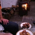 Cooking Outside. Corned Beef Hash by Beachhutcook