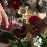 Making Orchard Martini in the beach hut by Beachhutcook