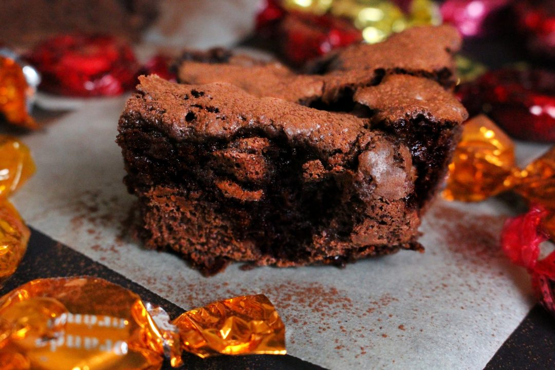 Beachhutcook's Hidden Chocolate Brownies