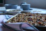 cinamon date granola breakfast beachhutcook